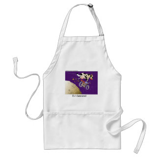 Cow Jumps Moon Funny Gifts & Collectibles Standard Apron