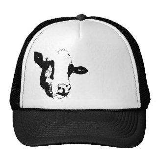 cow logo hat