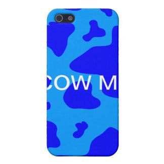 Cow me case iPhone 5/5S cases