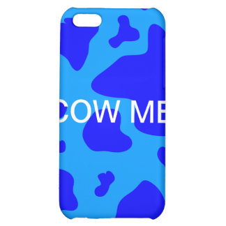Cow me case iPhone 5C cover