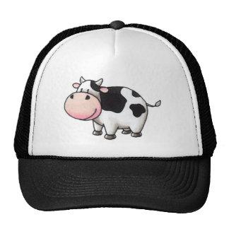 Cow Mesh Hat