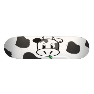 Cow Moo 19.7 Cm Skateboard Deck