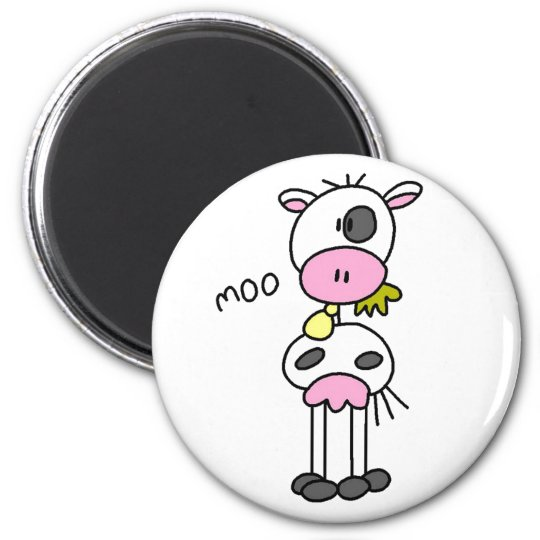 Cow Moo Magnet