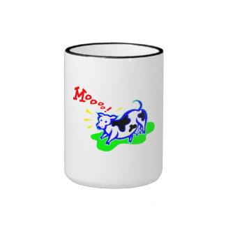 Cow Mooing Mug