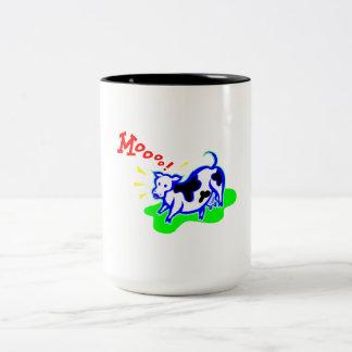 Cow Mooing Mugs