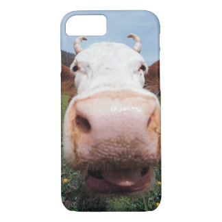 Cow Nose iPhone 7 Case