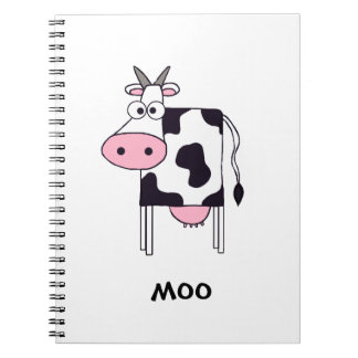 Cow Notebooks