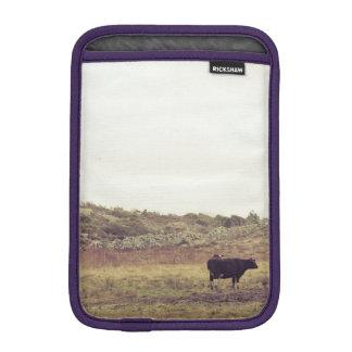 Cow old iPad mini sleeve