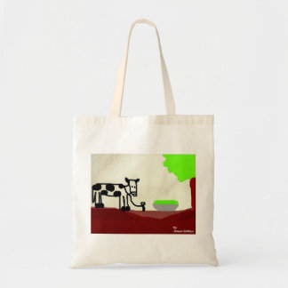 Cow painting Bag