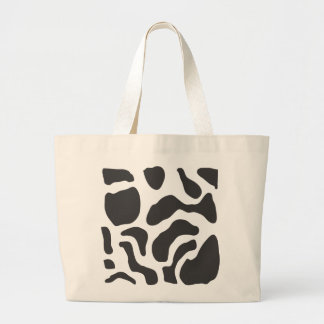 COW PATTERN BAGS