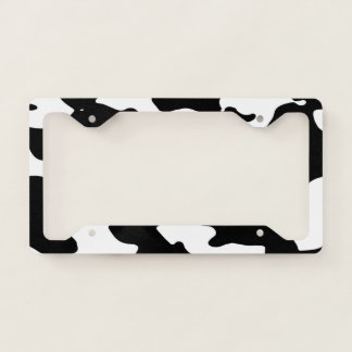 Cow Pattern Black and White