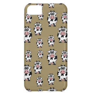 Cow Pattern iPhone 5C Case