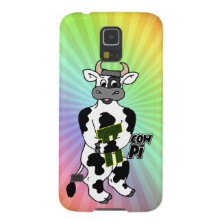 COW Pi 3.14  CELEBRATE Pi DAY Galaxy S5 Cover