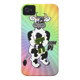 COW Pi 3.14  CELEBRATE Pi DAY iPhone 4 Covers