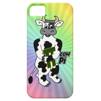 COW Pi 3.14  CELEBRATE Pi DAY iPhone 5 Covers