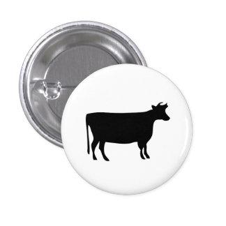 'Cow' Pictogram Button