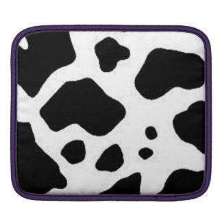 """""""Cow Print"""" iPad Sleeve"""