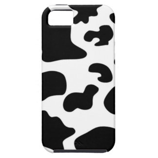 Cow Print iPhone 5 Cases