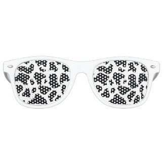 Cow Print Sunglasses