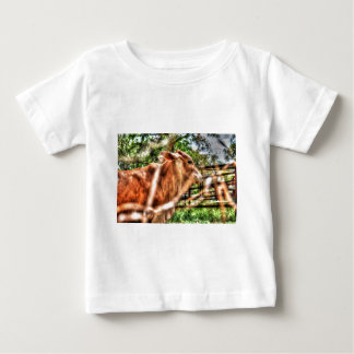COW RURAL QUEENSLAND AUSTRALIA BABY T-Shirt