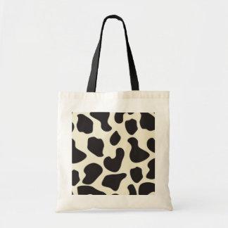 Cow Skin Cow Pattern Bag