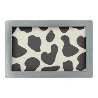 Cow Skin Cow Pattern Belt Buckles