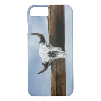 Cow Skull Cell Phone iPhone 7 Case