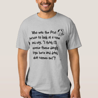 Cow.. T Shirts