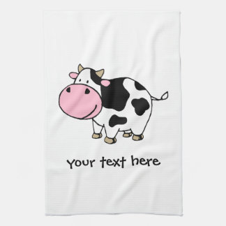 Cow Tea Towels