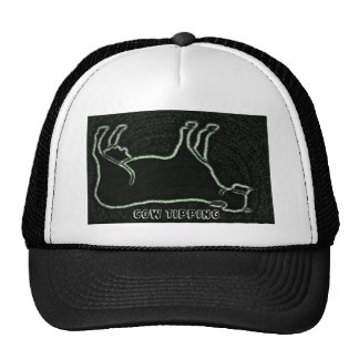 Cow Tipping Hats
