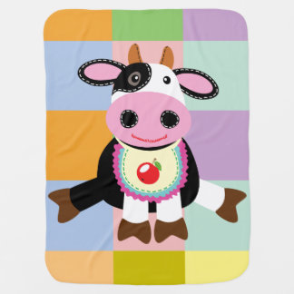 cow toy buggy blankets