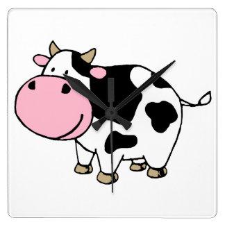 Cow Wallclock