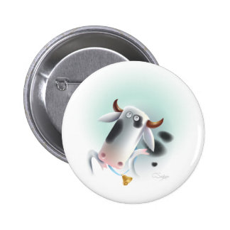 cow with bell buttons
