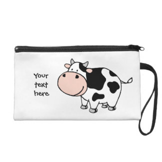 Cow Wristlets