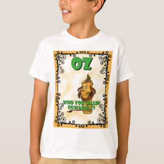 Cowardly Lion T-Shirt