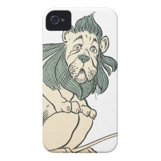 Cowardly Lion, Wizard of Oz iPhone 4 Cover
