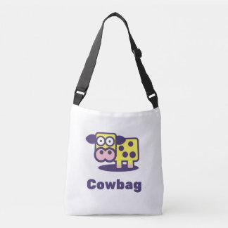 Cowbag Double-Sided Design Crossbody Bag