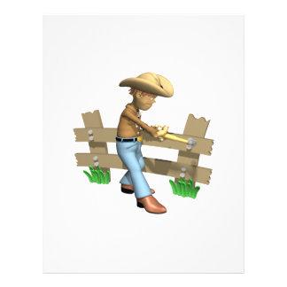 Cowboy 3 flyers