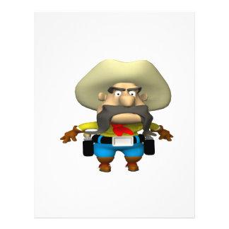 Cowboy 6 full color flyer