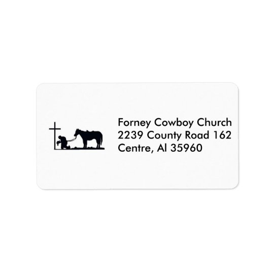 cowboy_and_cross, Forney Cowboy Church2239 Coun... Label