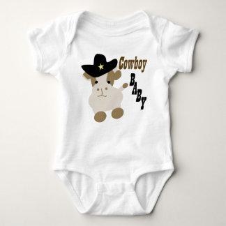 Cowboy Baby Baby Bodysuit