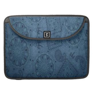 Cowboy Blue Bandana Macbook Pro Laptop Sleeve Sleeves For MacBook Pro