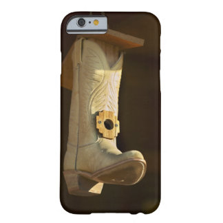 Cowboy boot bird house barely there iPhone 6 case