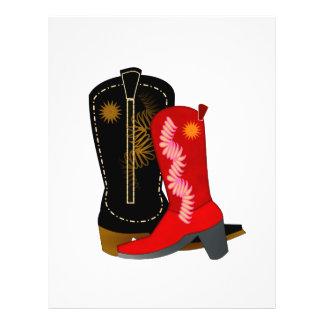 Cowboy Boots Flyer