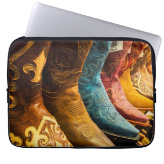 Cowboy boots for sale, Arizona Laptop Computer Sleeves