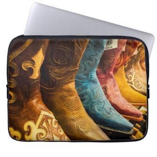 Cowboy boots for sale, Arizona Laptop Sleeve
