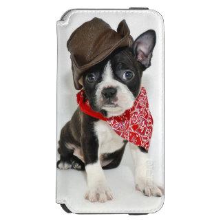 Cowboy Boston Incipio Watson™ iPhone 6 Wallet Case