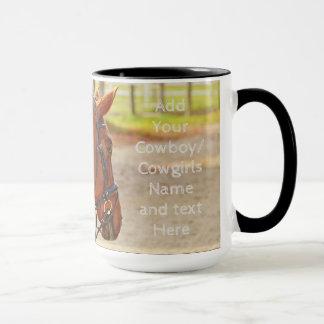 Cowboy Coffee 15oz Mug Combo Custom By Zazz_it