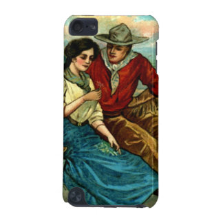 Cowboy Courtship IPod Touch Case