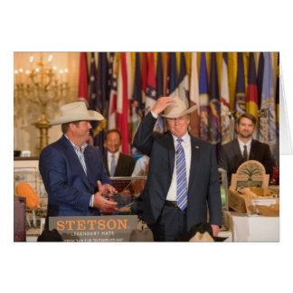 Cowboy Don Card